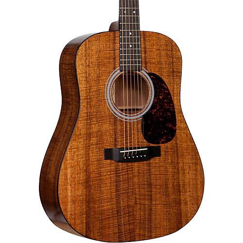 Martin GC-MMVK2 Custom 14 Fret Dreadnought Koa Top, Back and Sides Acoustic Guitar