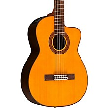 Open BoxTakamine GC5CE Classical Acoustic-Electric Guitar