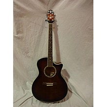 Crafter Guitars GCL80/BRS Acoustic Guitar