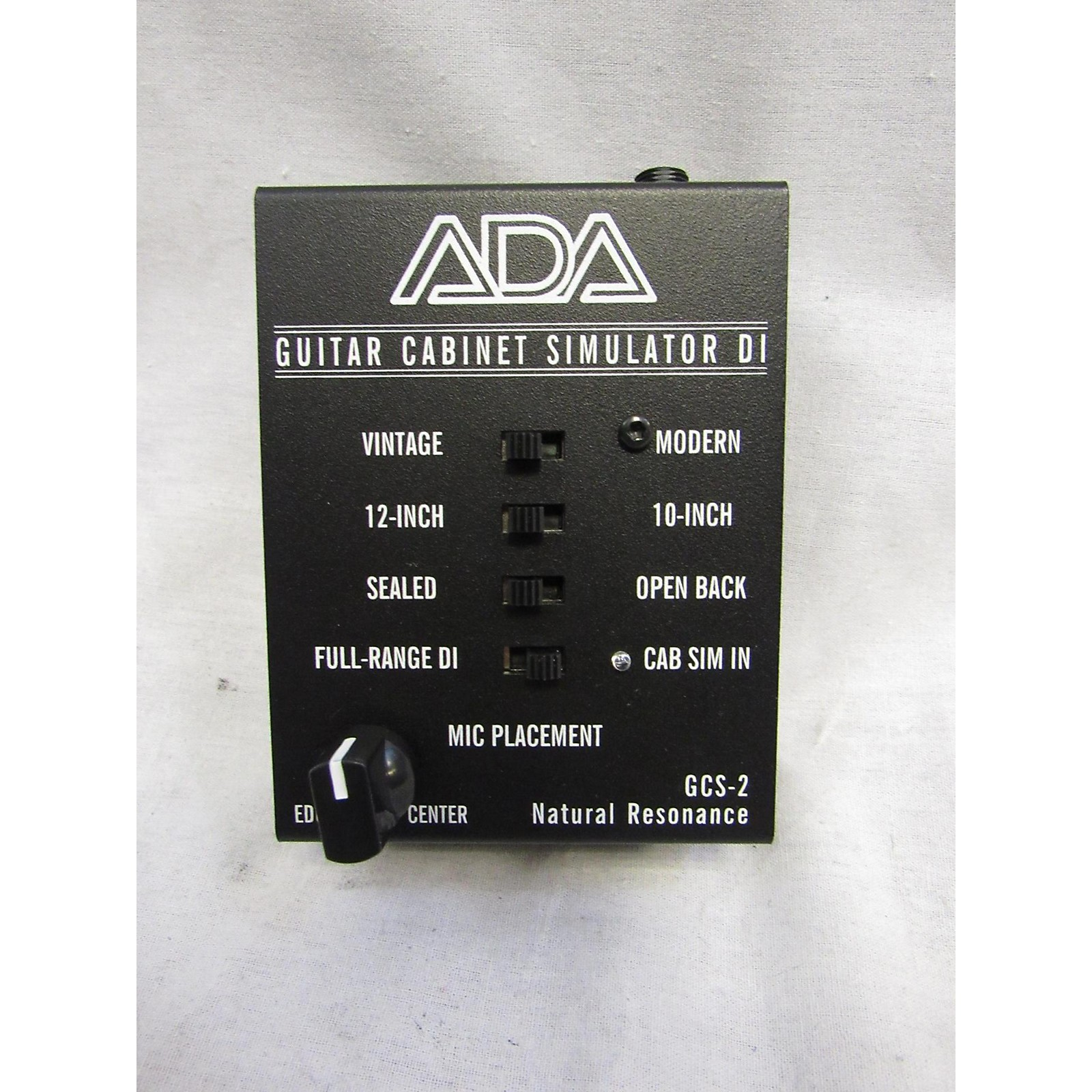 ADA Signal Processors GCS Direct Box