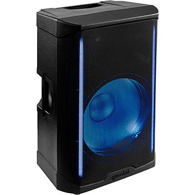 """Gemini GD-L115BT 1,000-Watt 15"""" Bluetooth Party Speaker With Lights"""