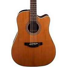 Open BoxTakamine GD20CE-NS Dreadnought Cutaway Acoustic-Electric Guitar