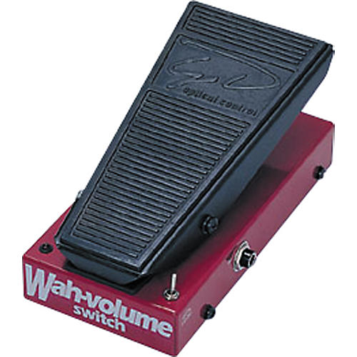 George Dennis GD60 Wah-Volume-Switch Pedal