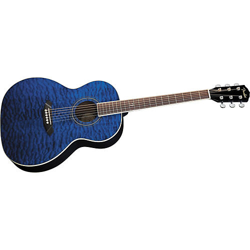 Fender GDO 300 Orchestra-Style Acoustic Guitar