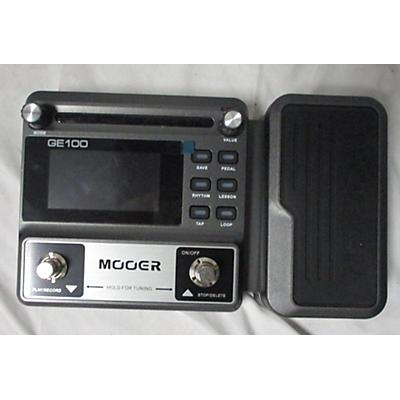 Mooer GE100 Multi Effects Processor