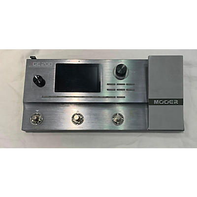 Mooer GE200 Effect Processor