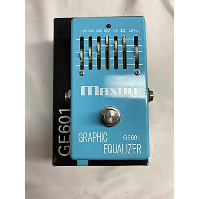 Maxon GE601 Pedal