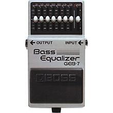 Open BoxBoss GEB-7 Bass Equalizer Pedal
