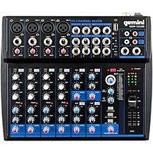 Gemini GEM-12USB 12-Channel USB Mixer for Podcasts