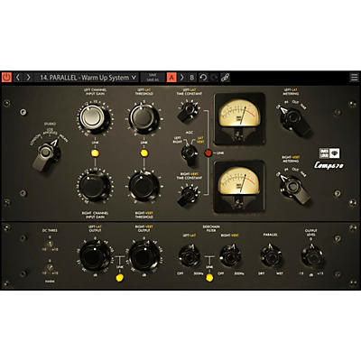 Overloud GEM Comp670 Compressor/Limiter (Download)