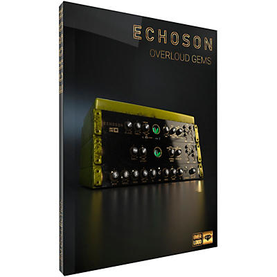 Overloud GEM ECHOSON Legendary Magnetic Drum Delay (Download)