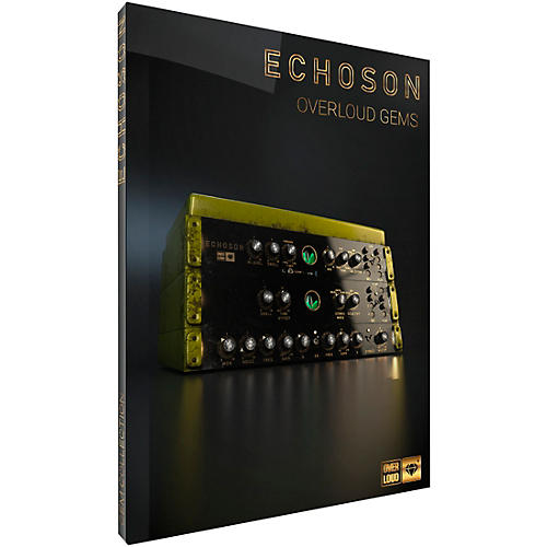 Overloud GEM ECHOSON Legendary Magnetic Drum Delay (Download)