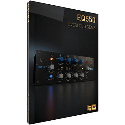 Overloud GEM EQ 550 Proportional Q - American EQ (Download)