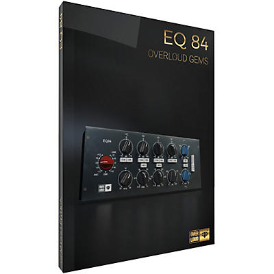 Overloud GEM EQ84 Discrete Class A British EQ (Download)