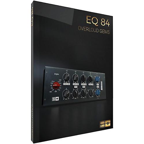 Overloud GEM EQ84 Discrete Class A British EQ (Download)
