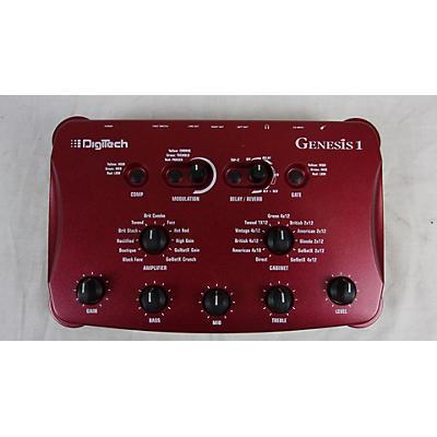DigiTech GENESIS 1 Effect Processor
