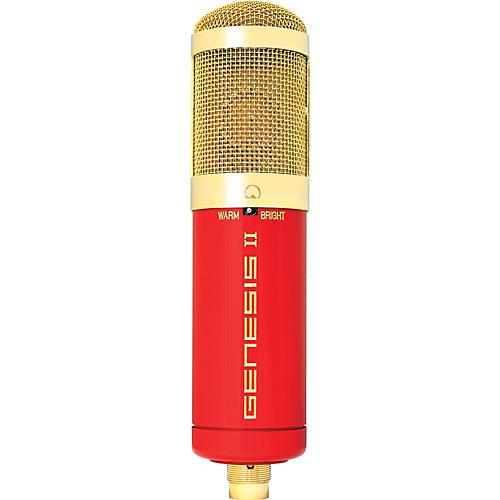 mxl genesis ii tube condenser microphone musician 39 s friend. Black Bedroom Furniture Sets. Home Design Ideas