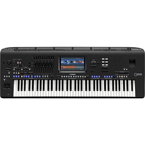 Best Keyboard For Workstations : yamaha genos 76 key flagship arranger workstation musician 39 s friend ~ Russianpoet.info Haus und Dekorationen