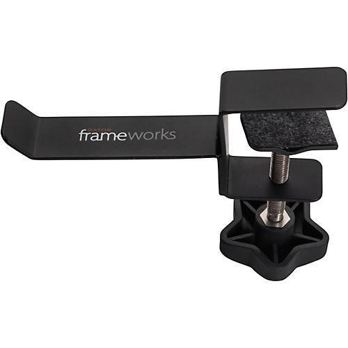 Gator GFW-HP-HANGERDESK Headphone Hanger For Desks