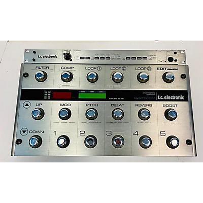 TC Electronic GFX01 Effect Processor