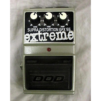 DOD GFX55 Supa Distortion Extreme Effect Pedal