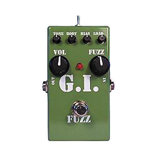 MI Audio GI Fuzz Pedal