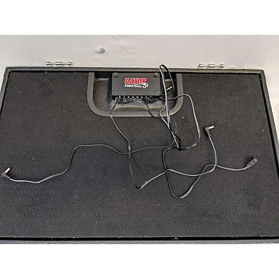 Gator GIG BOX JR W/ STAND & POWER Pedal Board