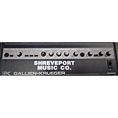 Gallien-Krueger GK-800RB Bass Amp Head