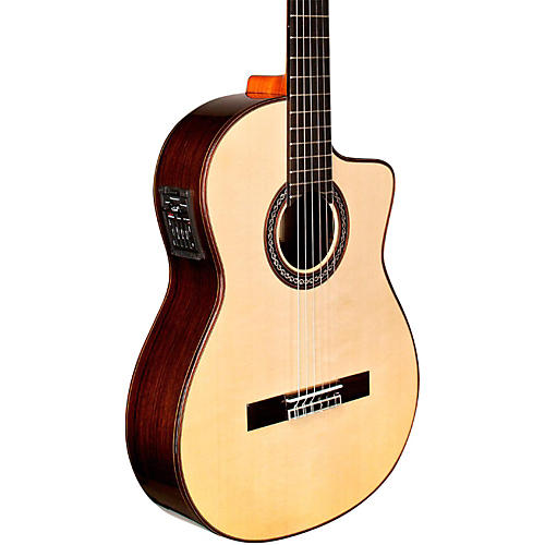 Cordoba GK Pro Maple Nylon-String Flamenco Acoustic-Electric Guitar