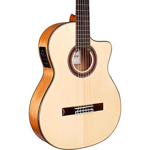 Cordoba GK Studio Flamenco Acoustic-Electric Guitar Natural