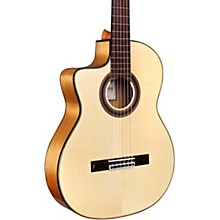 Cordoba GK Studio Left-Handed Flamenco Acoustic-Electric Guitar