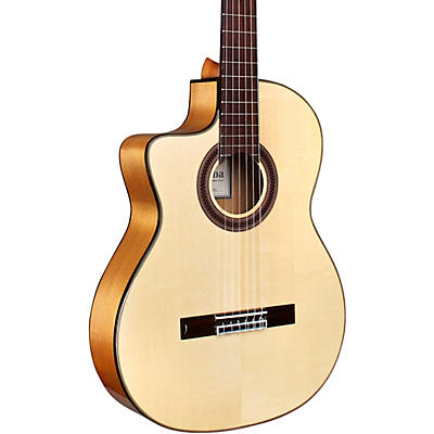 Cordoba GK Studio Left-Handed Flamenco Acoustic-Electric Guitar