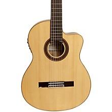 Open BoxCordoba GK Studio Negra Acoustic-Electric Nylon String Flamenco Guitar