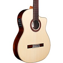 Open BoxCordoba GK Studio Negra Classical Acoustic-Electric Guitar