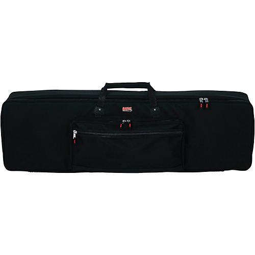 Gator GKB Nylon Keyboard Gig Bag Slim 88 Key