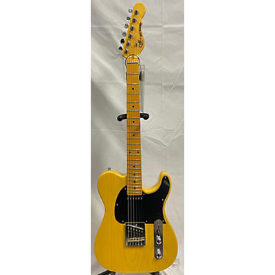 G&L G&L Limited Edition Tribute ASAT Classic Ash Body Elec. Solid Body Electric Guitar