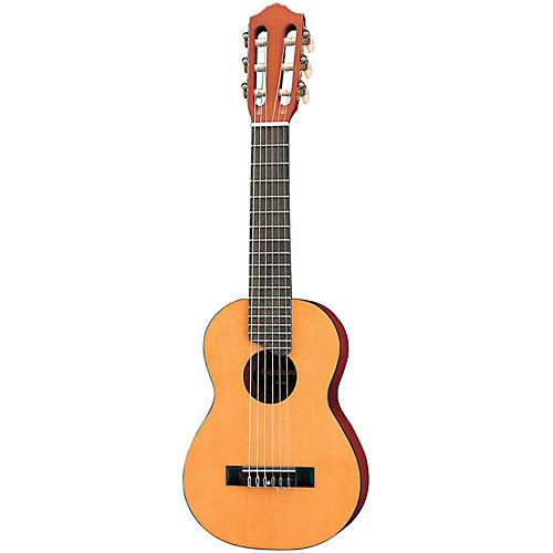 yamaha gl1 mini 6 string nylon guitalele musician s friend rh musiciansfriend com