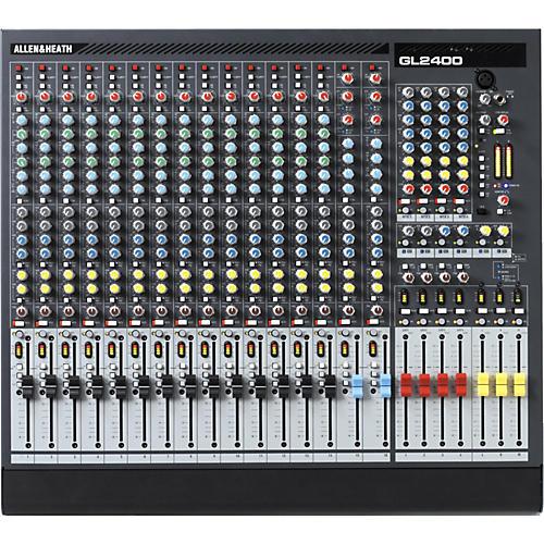 Allen & Heath GL2400-16 Live Console Mixer