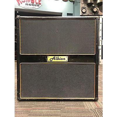 Albion Amplification GLS412 Guitar Cabinet