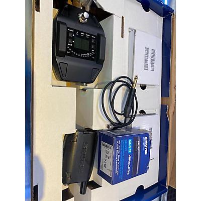 Shure GLXD 6 Instrument Wireless System