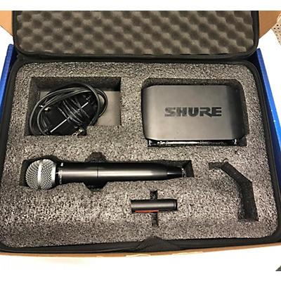 Shure GLXD24 Handheld Wireless System