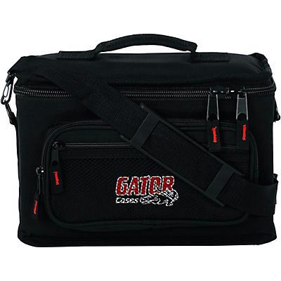 Gator GM-4 Microphone Bag for 4 Mics