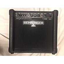 Behringer GM108 15W 1X8 V Tone Guitar Combo Amp