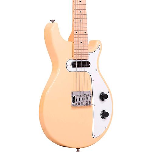 Gold Tone GME-6 Electric Solidbody 6-String Mando Guitar Cream Gloss
