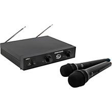 Open BoxGem Sound GMW-2 Dual-Channel Wireless Mic System