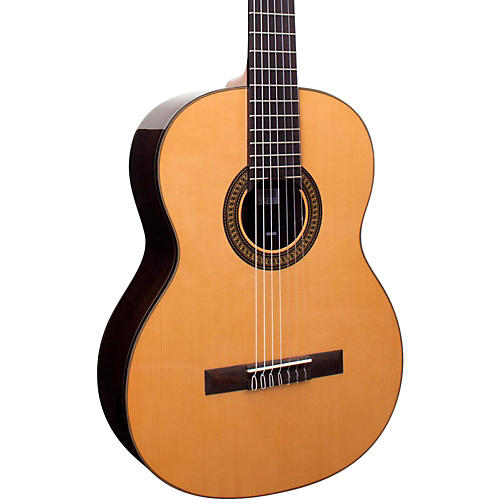Giannini GNC-10/7 SPC 7-String Nylon String Acoustic Guitar