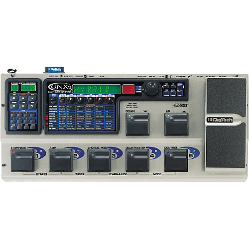 DigiTech GNX3 Guitar Workstation