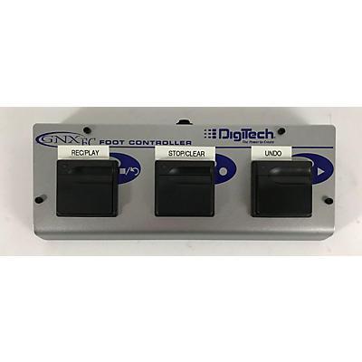 Digitech GNXFC Foot Controller Footswitch