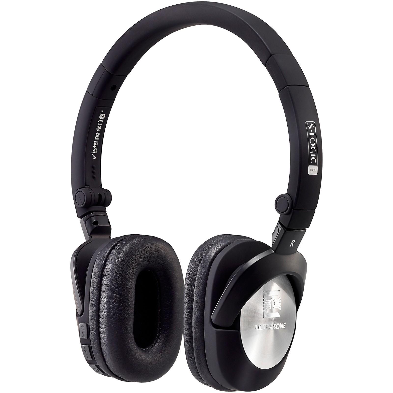 Ultrasone GO! Bluetooth Headphones with S-Logic Basic