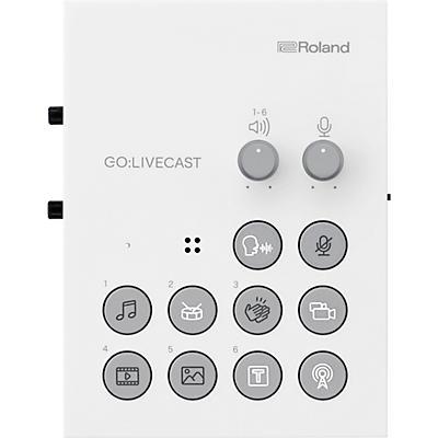 Roland GO:LIVECAST Livestreaming Studio for Smartphones